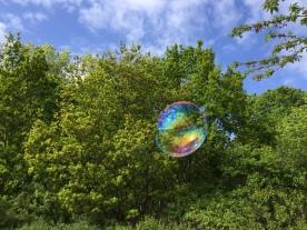 Tanzender EInhornpipi Regenbogen