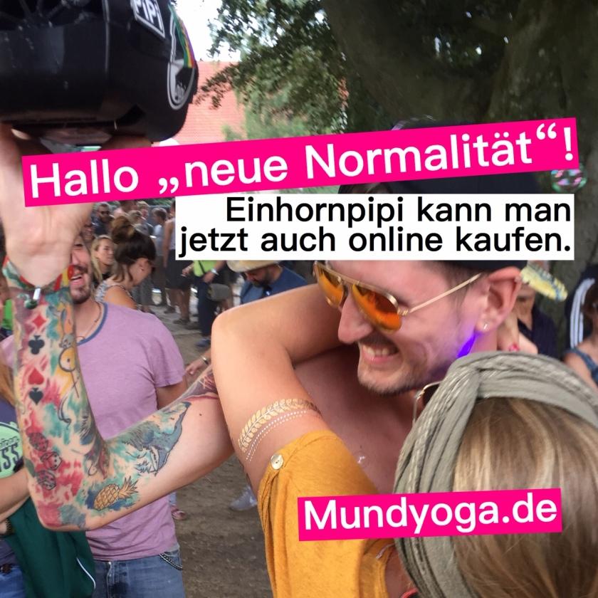 Neue Normalität